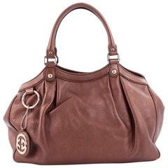 Gucci Sukey Tote Leather Medium
