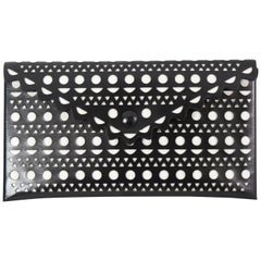 Alaia Small Perforated Pouch / Cluth. New in Box