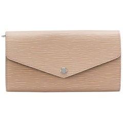 Louis Vuitton Dune Epi-Leather Sarah Wallet