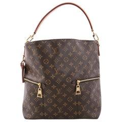 Louis Vuitton Melie Handbag Monogram Canvas
