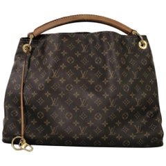 Louis Vuitton Monogram Artsy GM Hobo Shoulder Handbag