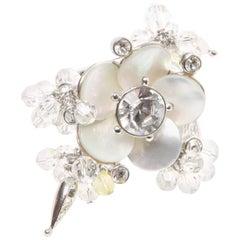 Christian Dior Chandelier Flora Ring