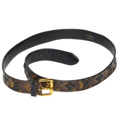 Rare Louis Vuitton Sequin Belt