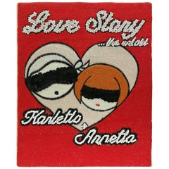 Mua Mua Love Story Book Pochette