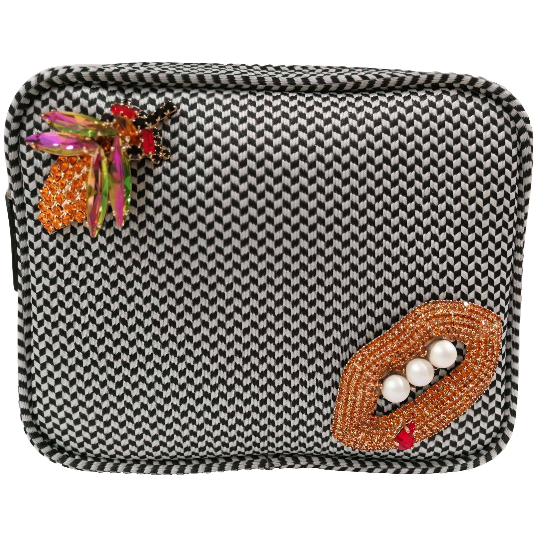 1stdibs Lisa C. Bijoux Gold Leather Fanny Pack And Shoulder Bag 823PookBr