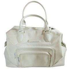 Longchamp Legende Verni Satchel Bag