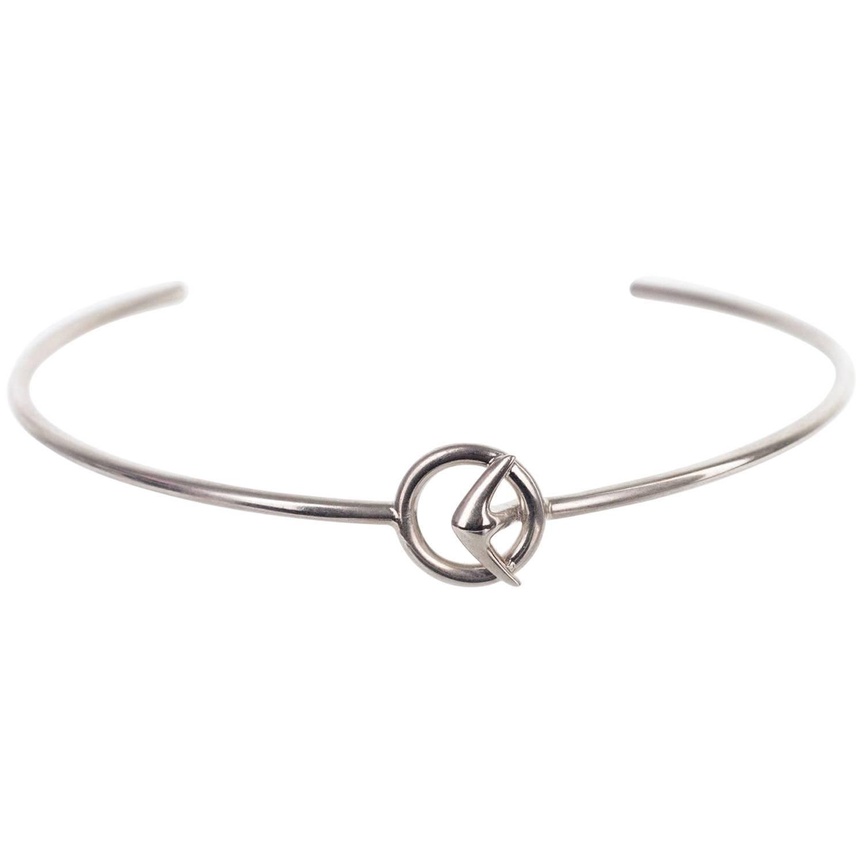 1stdibs Roberto Cavalli Silver Horse Pendant Chain Necklace 9M1JI7yY