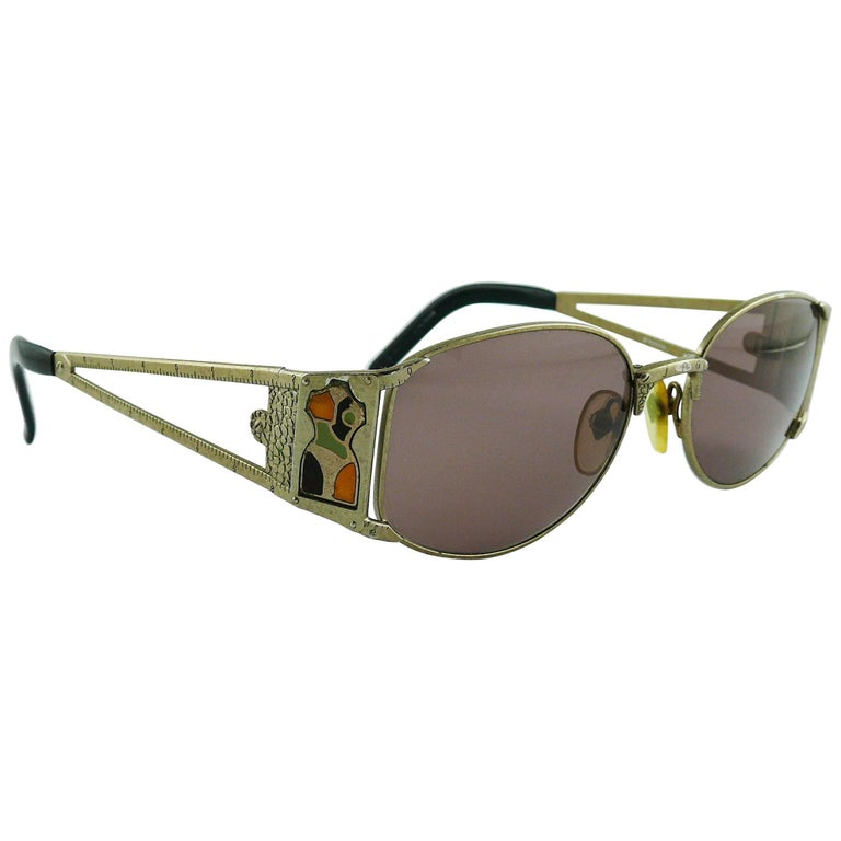Jean Paul Gaultier Vintage Bustiers Sunglasses