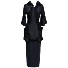 "Comme Des Garcons ""Broken Bride"" Runway  Collection Dress, 2005"