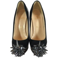 Christian Louboutin Asteroid Spike-Toe Pump