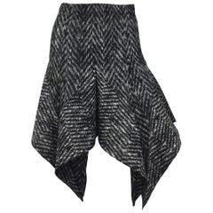Issey Miyake Handkerchief Hem Skirt