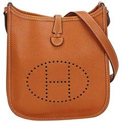 Hermes Brown Evelyne TPM Bag