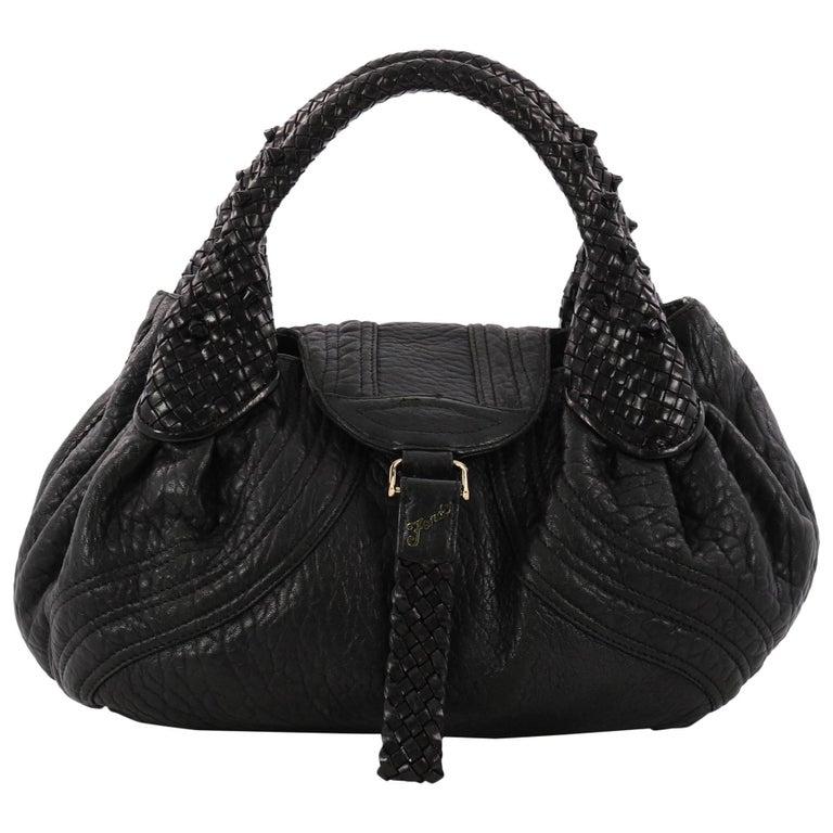 Fendi Spy Bag Leather Mini