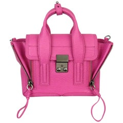Phillip Lim Fuchsia 3.1 Mini Pashli Satchel Bag