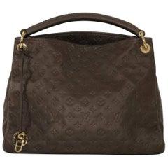 Louis Vuitton Empreinte Artsy MM in Ombre Hobo Handbag