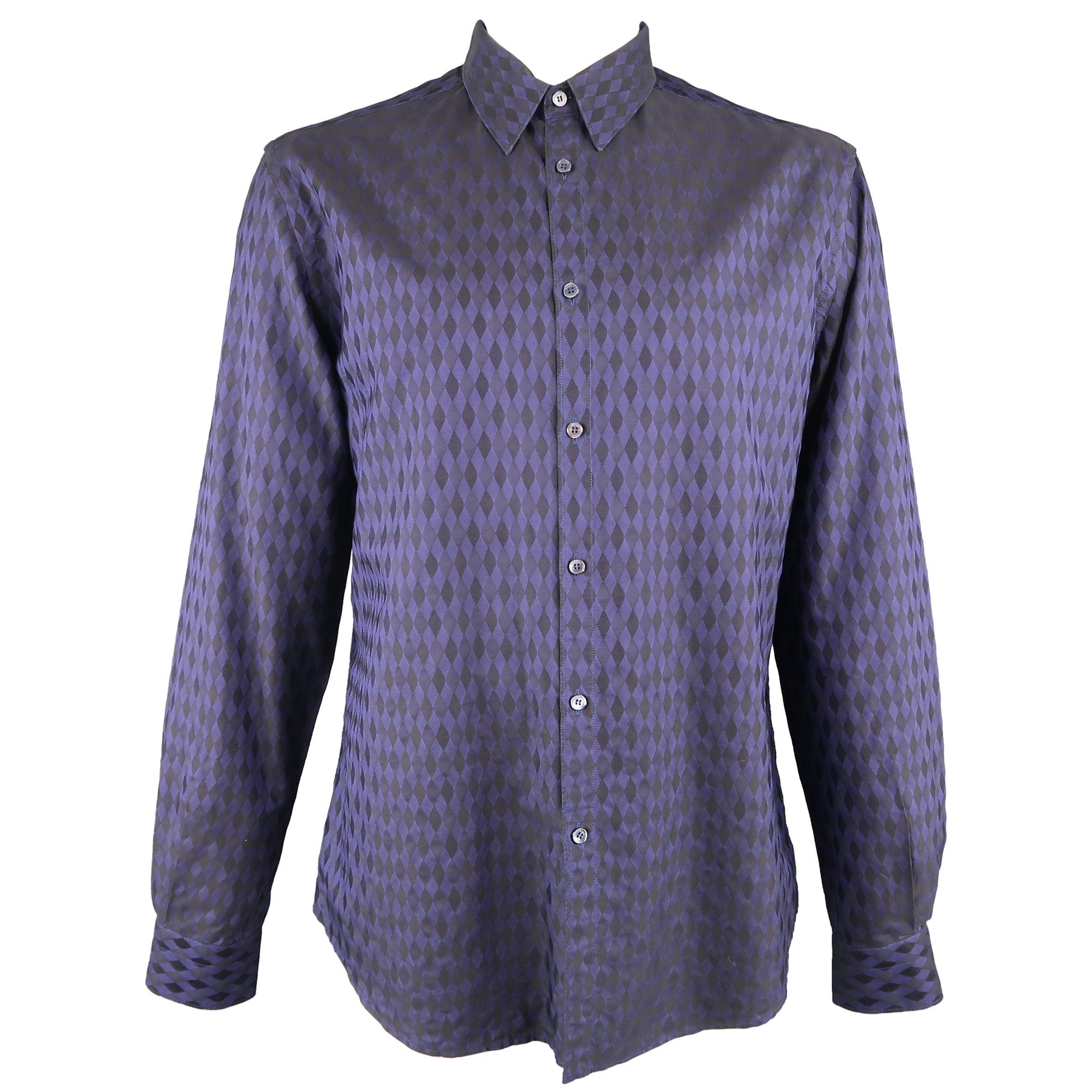 f18493b79f Faux Versace Silk Shirt - BCD Tofu House