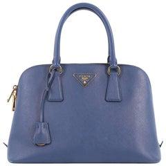 Prada Promenade Handbag Saffiano Leather Medium