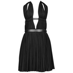 Alaia Vintage Goddess Mini Dress, 1991