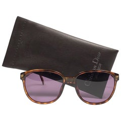 New Vintage Christian Dior Monsieur Large 2265 Sunglasses 1970's Austria