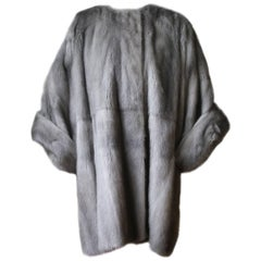 Dolce & Gabbana Mink Fur Coat