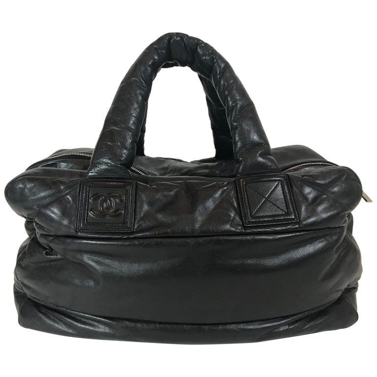 8a5a90f38df1 Chanel Large Coco Cocoon Tote For Sale at 1stdibs