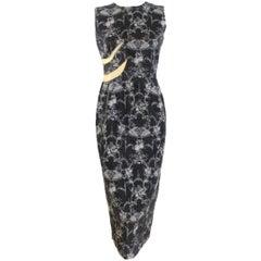 Alexander McQueen Fitted Dress, 1990s