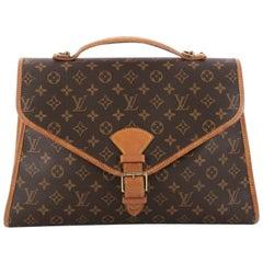 Louis Vuitton Beverly Briefcase Monogram Canvas MM
