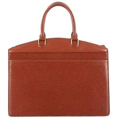 Louis Vuitton Riviera Epi Leather Handbag