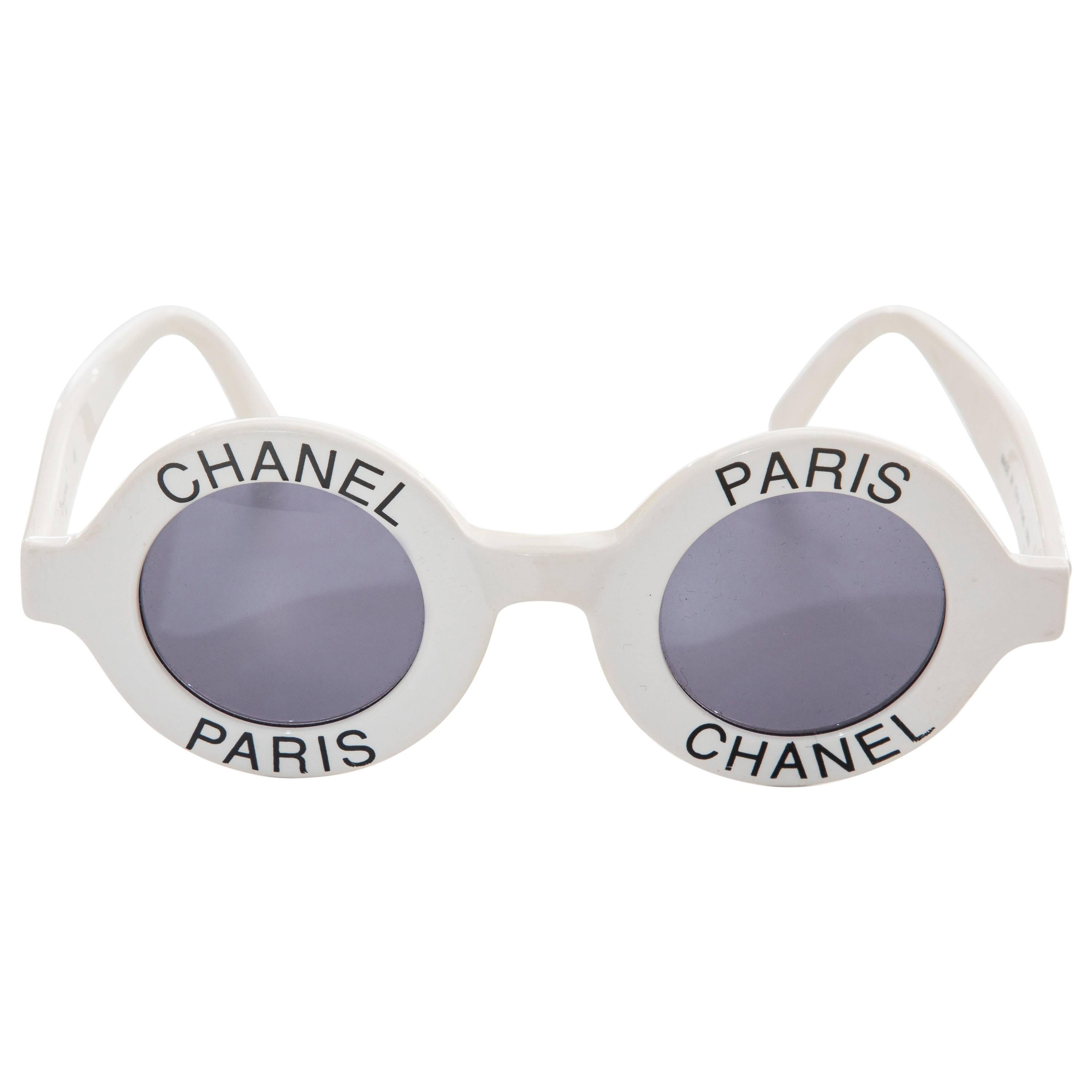 85b5e77d2 Vintage Chanel Sunglasses - 94 For Sale at 1stdibs