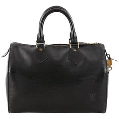Louis Vuitton Speedy Handbag Epi Leather 30