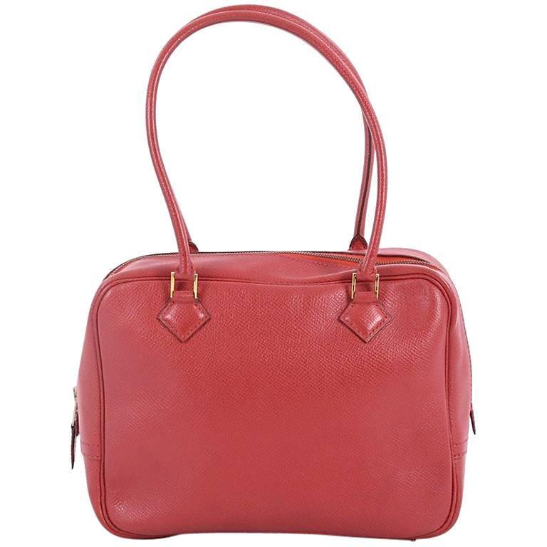 Hermes Plume Bag Courchevel 21