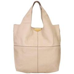 Givenchy Beige Leather Antigona Tote Bag
