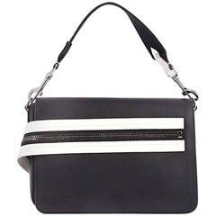 Tom Ford Big Zip Flap Bag Leather Medium