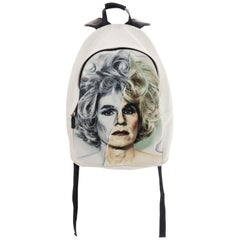 Christopher Makos For Ports 1961 Andy Warhol Altered Images Neoprene Backpack