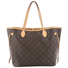 Louis Vuitton Monogram Canvas MM Neverfull Tote