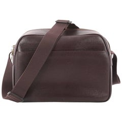 Louis Vuitton Taiga Leather PM Reporter Bag