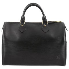 Louis Vuitton Epi Leather 30 Speedy Handbag