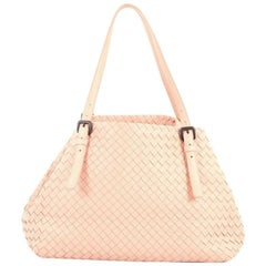 Bottega Veneta Intrecciato Nappa Medium A-Shape Tote