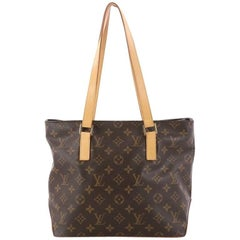 Louis Vuitton Cabas Piano Monogram Canvas