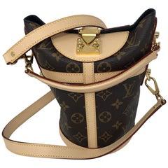 Louis Vuitton Duffle Bag Petite Boite Chapeau