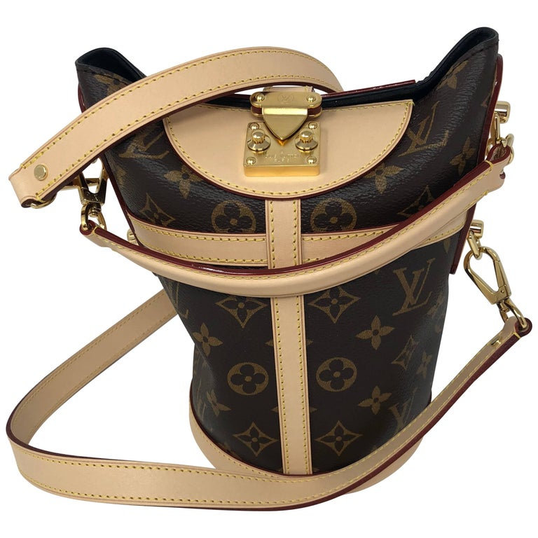 9e477d11e7a4 Louis Vuitton Duffle Bag Petite Boite Chapeau at 1stdibs