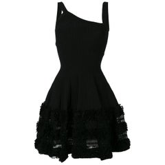 Azzedine Alaia Evening Skater Dress
