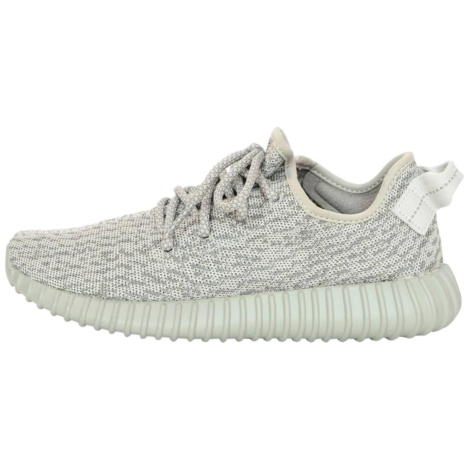 7ab0b4e8e99ff Adidas x Kanye West Yeezy Boost 350 Moonrock Sneakers Men s 6.5  Women s  7.5 at 1stdibs