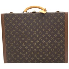 Louis Vuitton Vintage Monogram Hardcase Presidential Briefcase