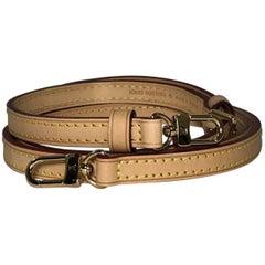 Louis Vuitton Strap Shoulder - Beige (Adjustable)