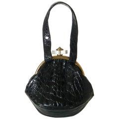 1940s Top Handle Bags