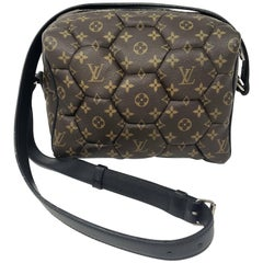 Louis Vuitton Macassar Hexagon Neo Trocadero Crossbody Bag