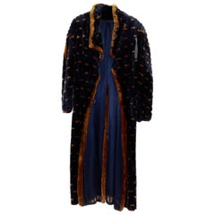 Grunstein Couture Long Beaver Fur Coat