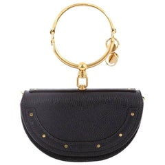 Chloe Nile Crossbody Bag Leather Mini