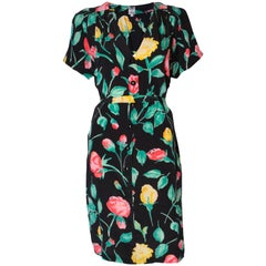 Vintage Ungaro Silk Dress